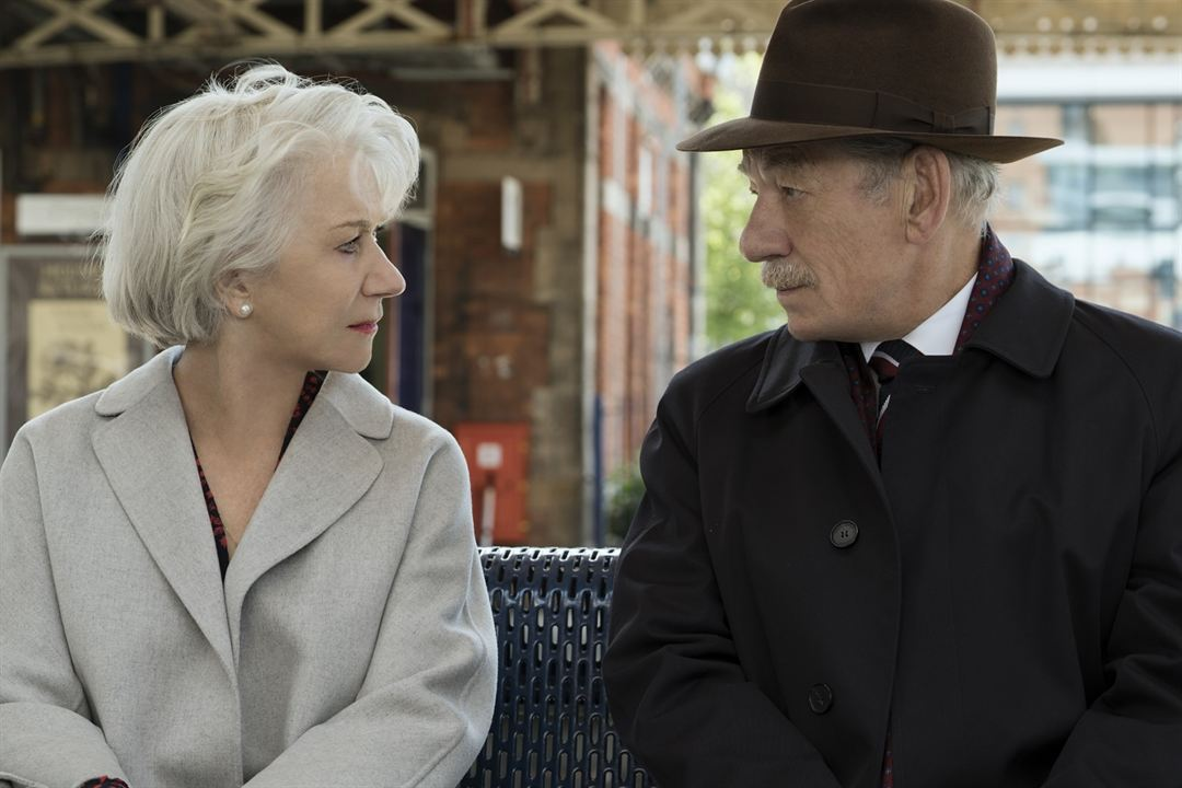 The Good Liar - Das alte Böse : Bild Helen Mirren, Ian McKellen