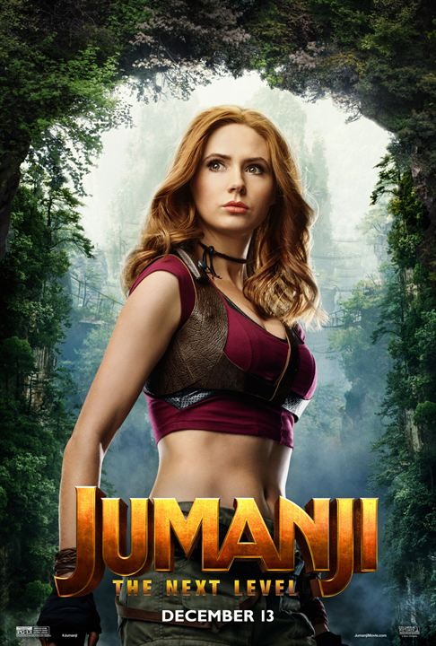 Jumanji 2: The Next Level : Kinoposter
