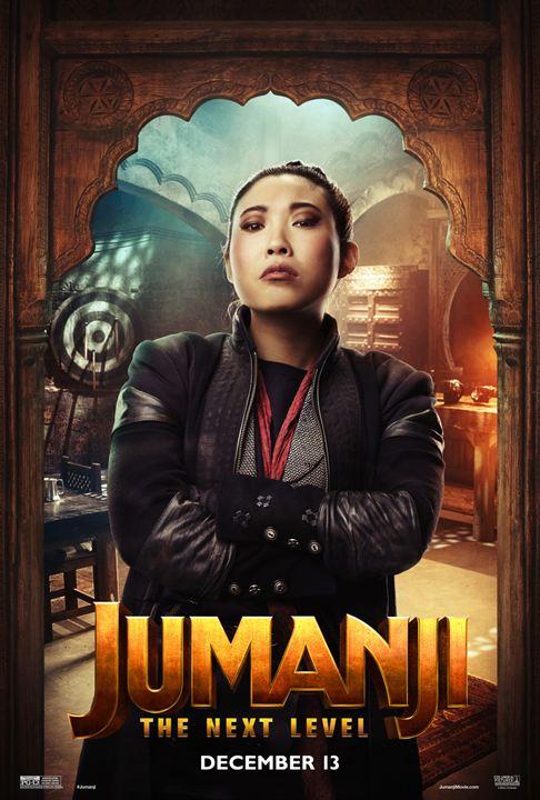Jumanji 2: The Next Level : Kinoposter