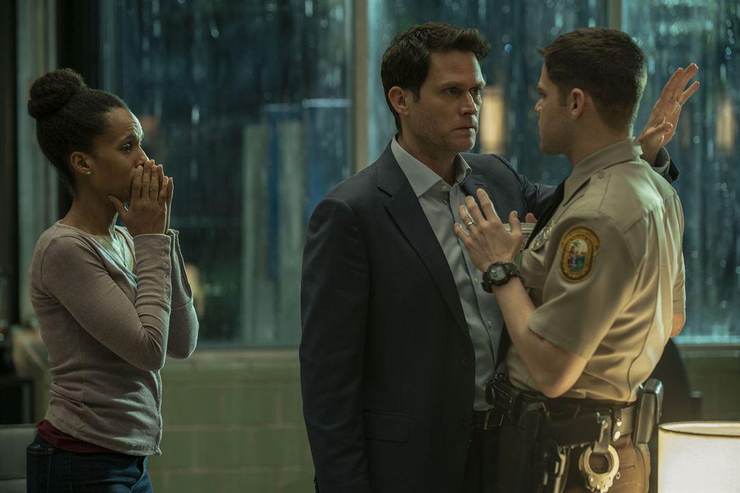 American Son : Bild Jeremy Jordan (II), Kerry Washington, Steven Pasquale
