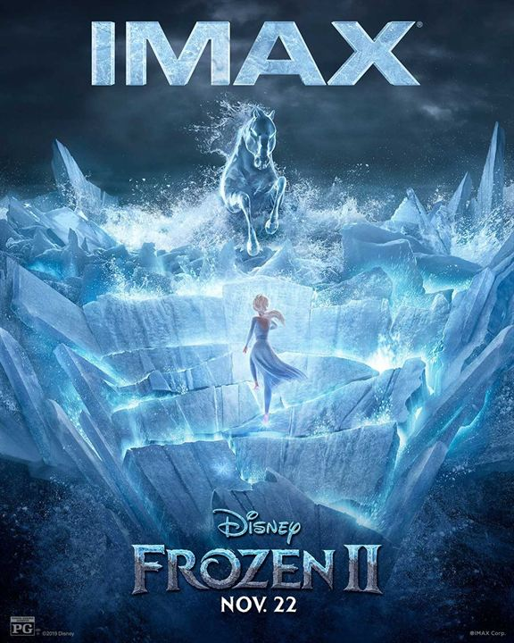 Die Eiskönigin 2 : Kinoposter