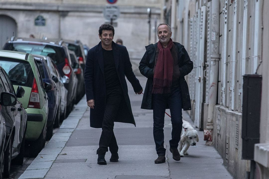 Das Beste kommt noch - Le meilleur reste à venir : Bild Fabrice Luchini, Patrick Bruel