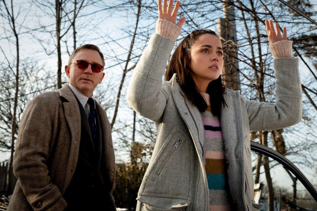 Knives Out - Mord ist Familiensache : Bild Ana de Armas, Daniel Craig
