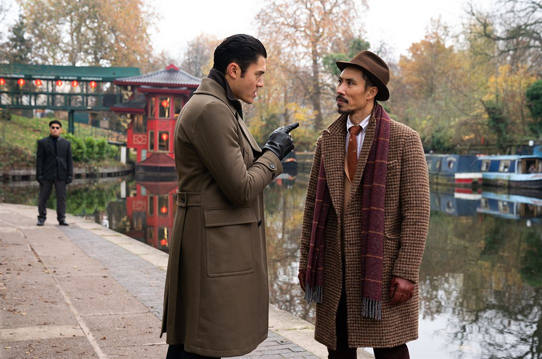 The Gentlemen : Bild Henry Golding, Tom Wu