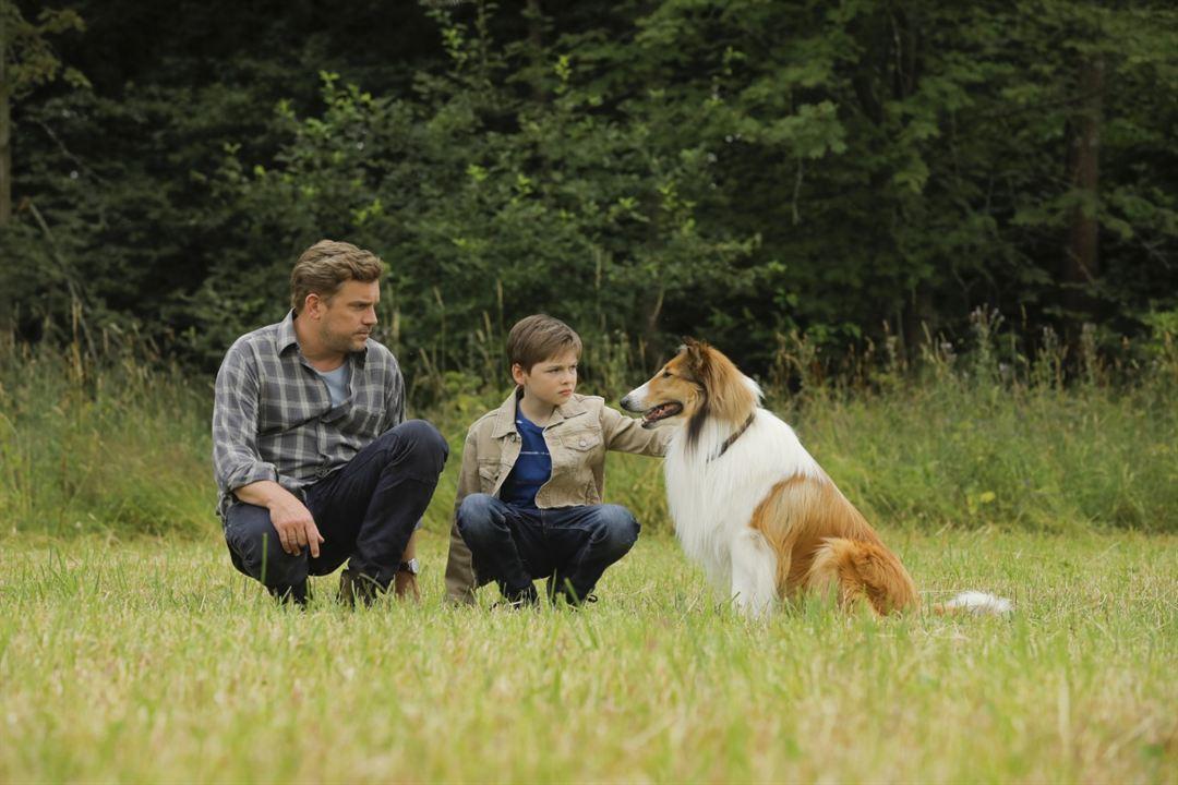 Lassie - Eine abenteuerliche Reise : Bild Nico Marischka, Sebastian Bezzel