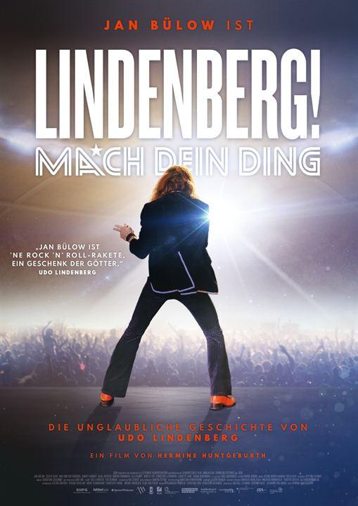 Lindenberg! Mach dein Ding! : Kinoposter