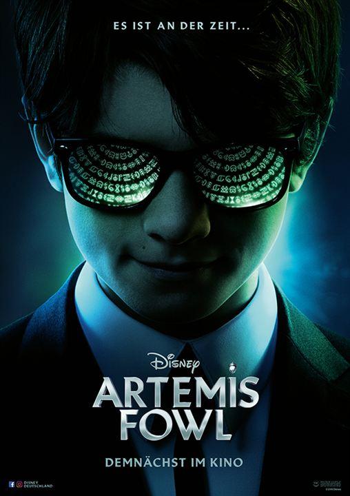 Artemis Fowl : Kinoposter