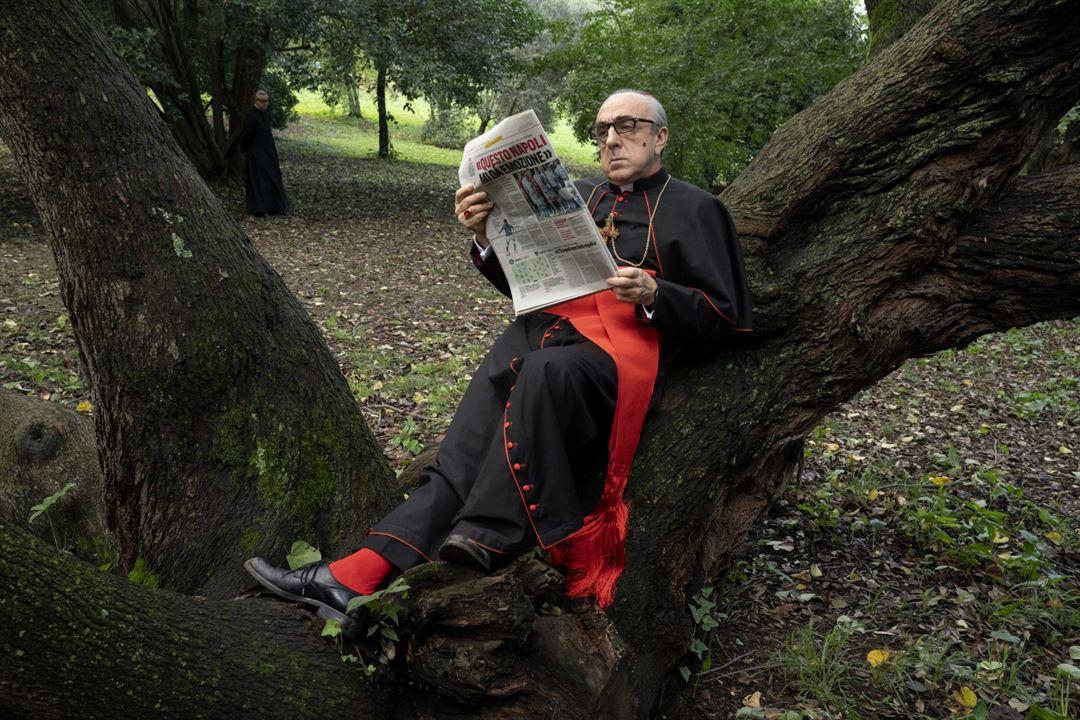 The New Pope : Bild Silvio Orlando