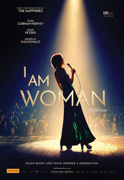 I Am Woman : Kinoposter