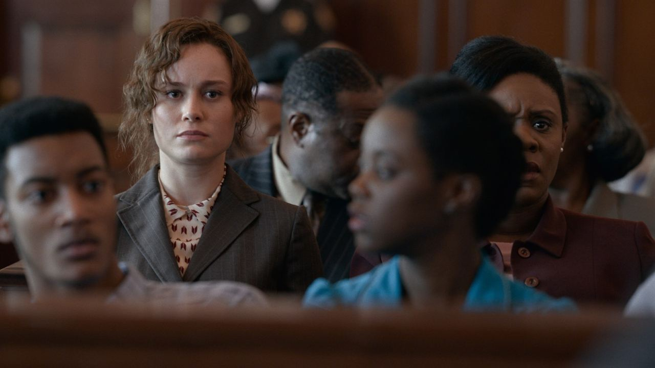 Just Mercy : Bild Brie Larson, Michael B. Jordan