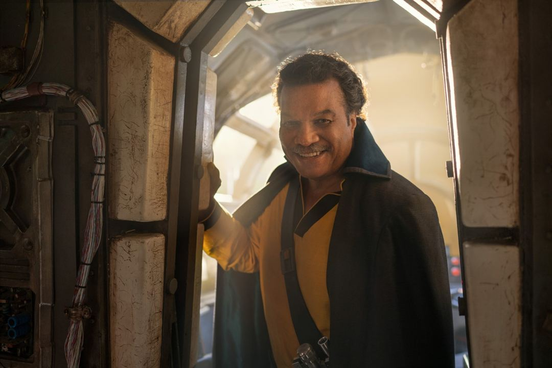 Star Wars 9: Der Aufstieg Skywalkers : Bild Billy Dee Williams