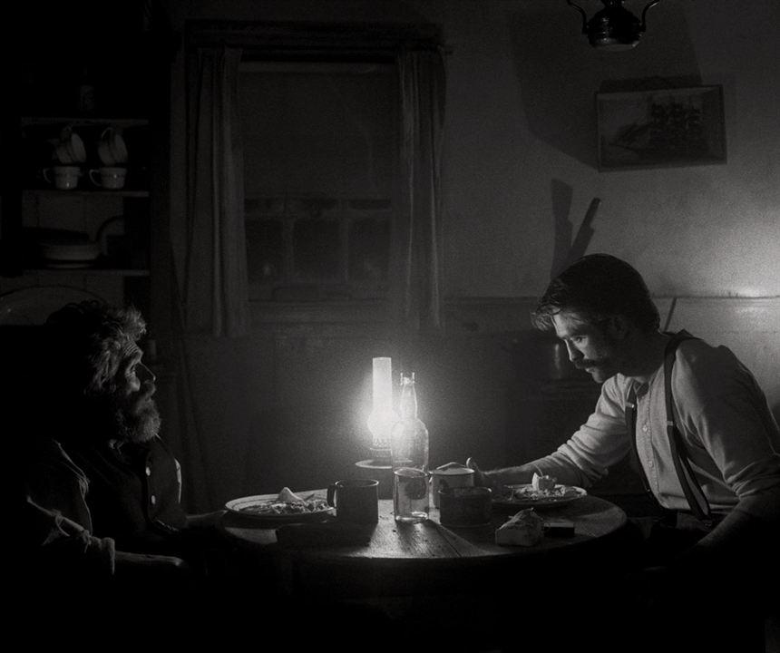 Der Leuchtturm : Bild Robert Pattinson