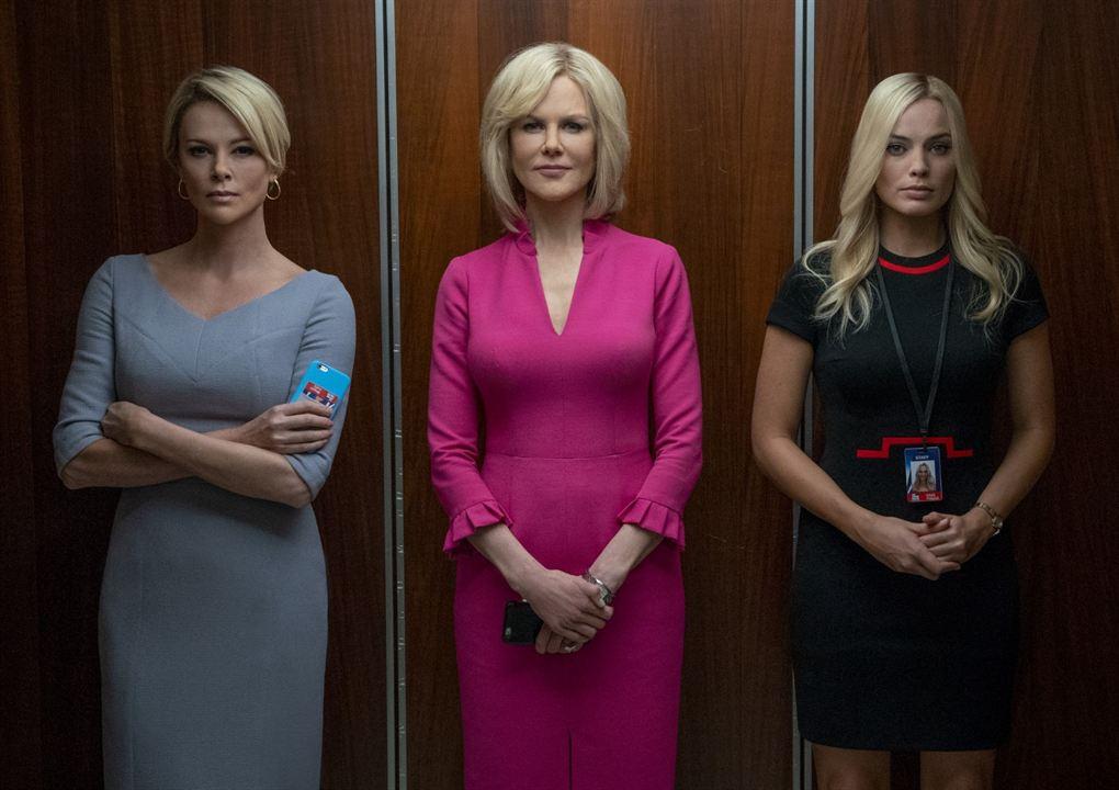 Bombshell - Das Ende des Schweigens : Bild Charlize Theron, Margot Robbie, Nicole Kidman