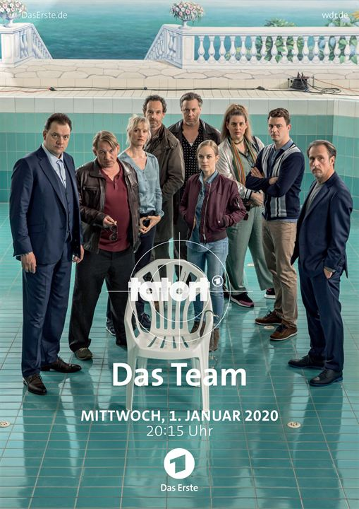 Tatort: Das Team : Kinoposter