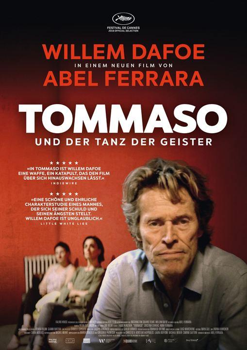 Tommaso und der Tanz der Geister : Kinoposter