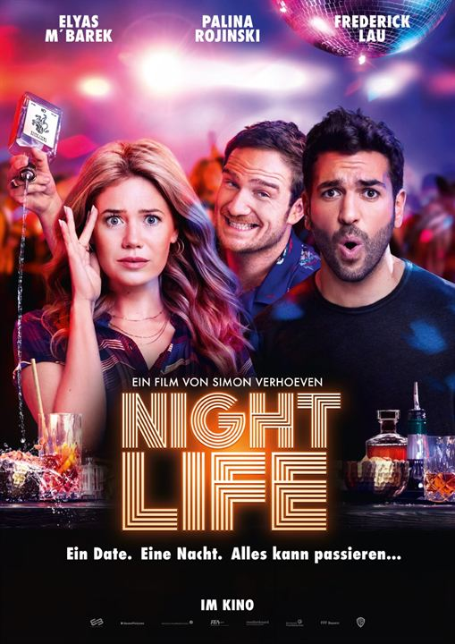 Nightlife : Kinoposter