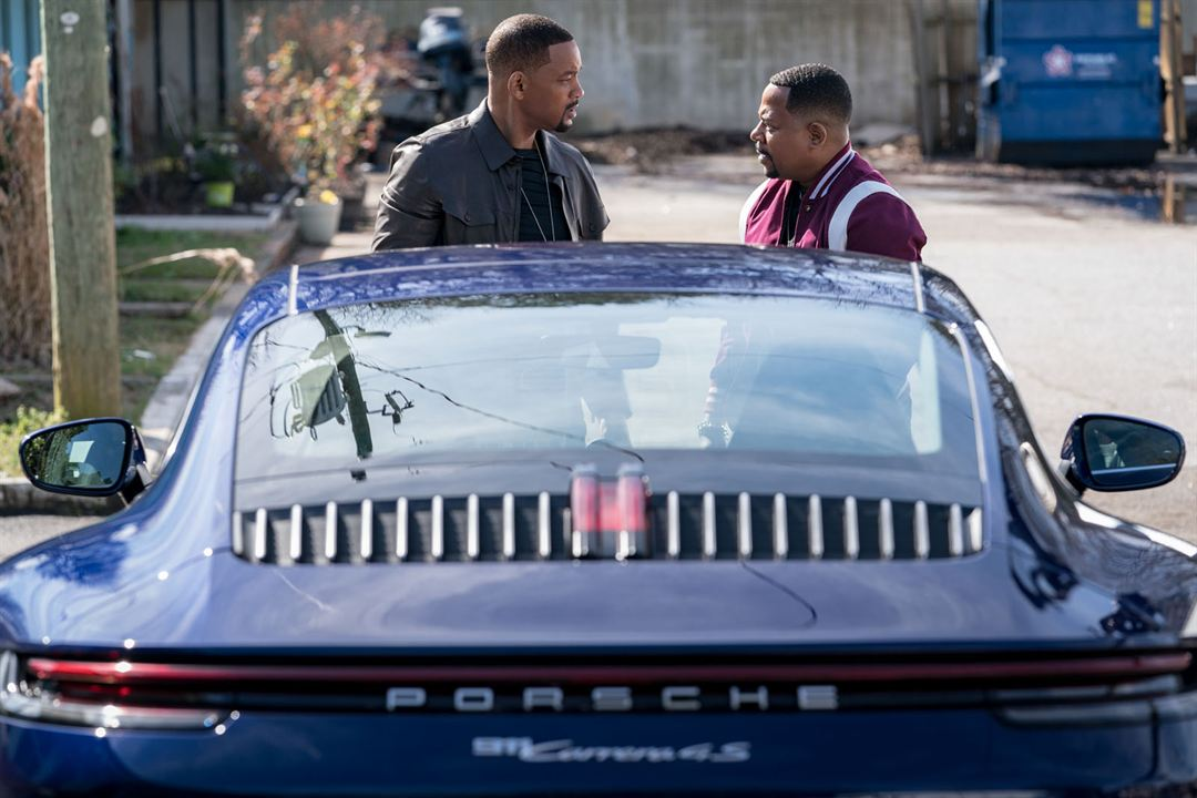 Bad Boys For Life : Bild Martin Lawrence, Will Smith