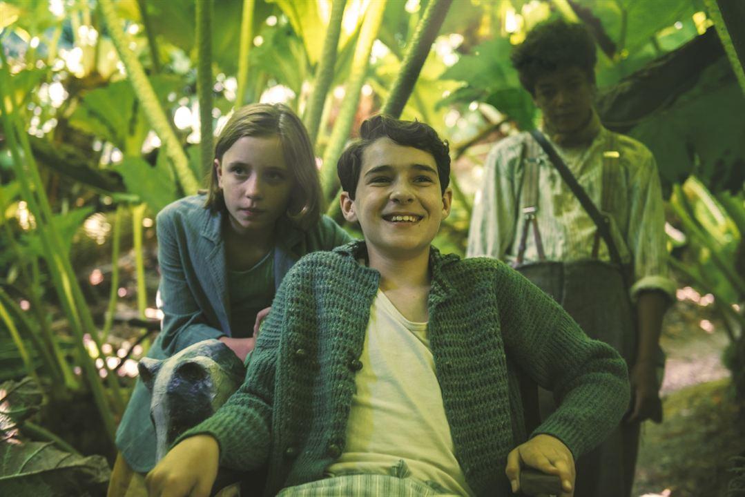 Der geheime Garten : Bild Amir Wilson, Dixie Egerickx, Edan Hayhurst