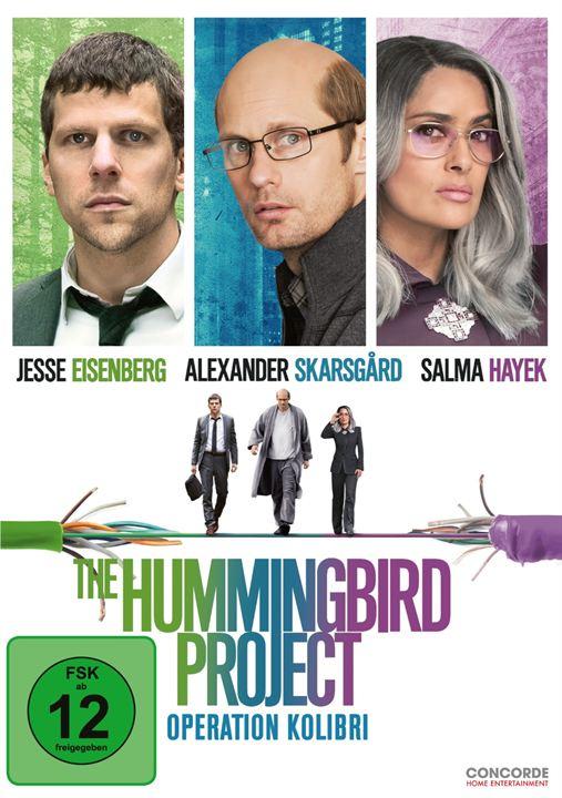 The Hummingbird Project - Operation Kolibri : Kinoposter