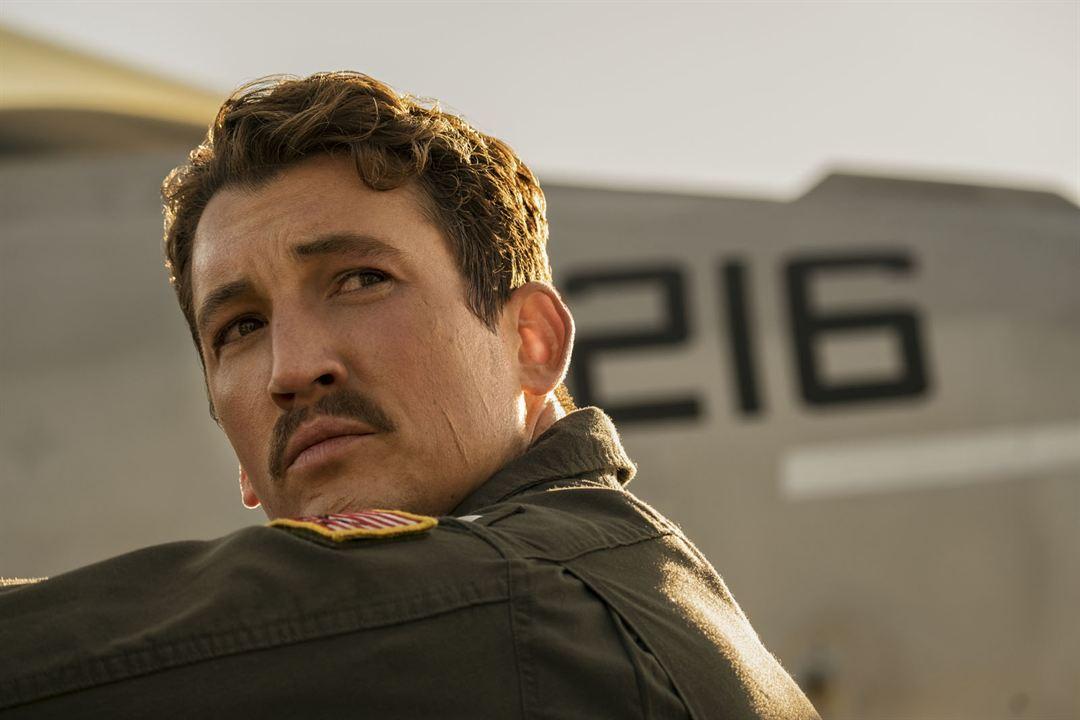 Top Gun 2: Maverick : Bild Miles Teller