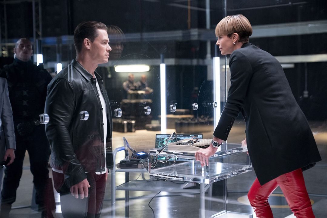 Fast & Furious 9 : Bild Charlize Theron, John Cena