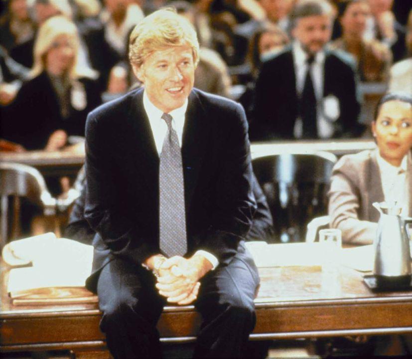 Staatsanwälte küsst man nicht : Bild Robert Redford