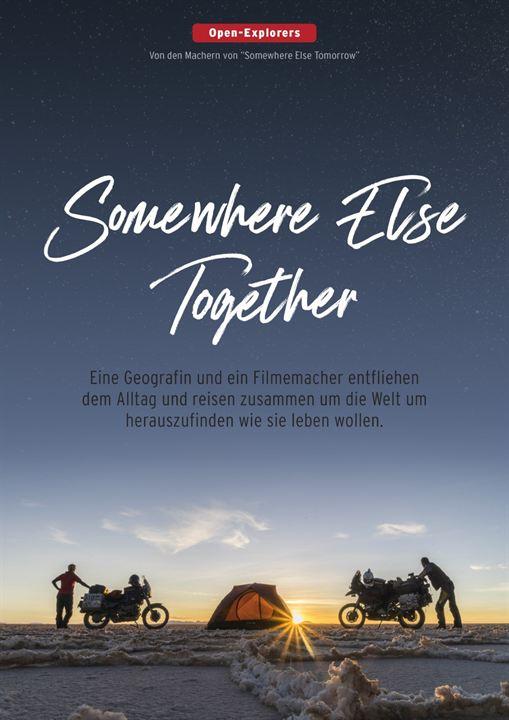 Somewhere Else Together : Kinoposter