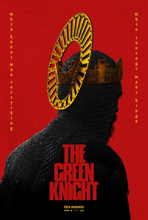 The Green Knight : Kinoposter