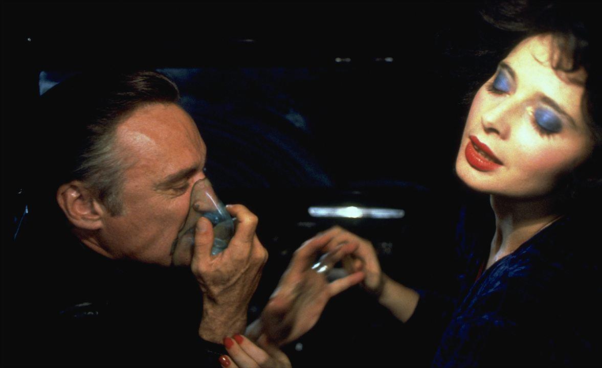 Blue Velvet : Bild Dennis Hopper, Isabella Rossellini