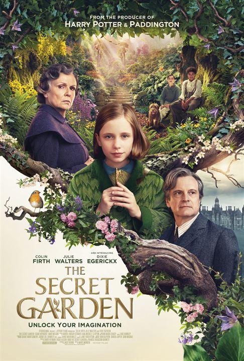 Der geheime Garten : Kinoposter
