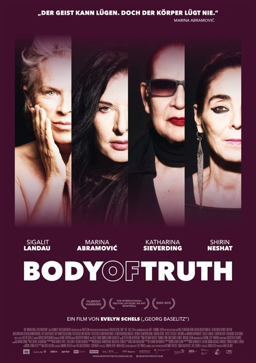 Body Of Truth : Kinoposter