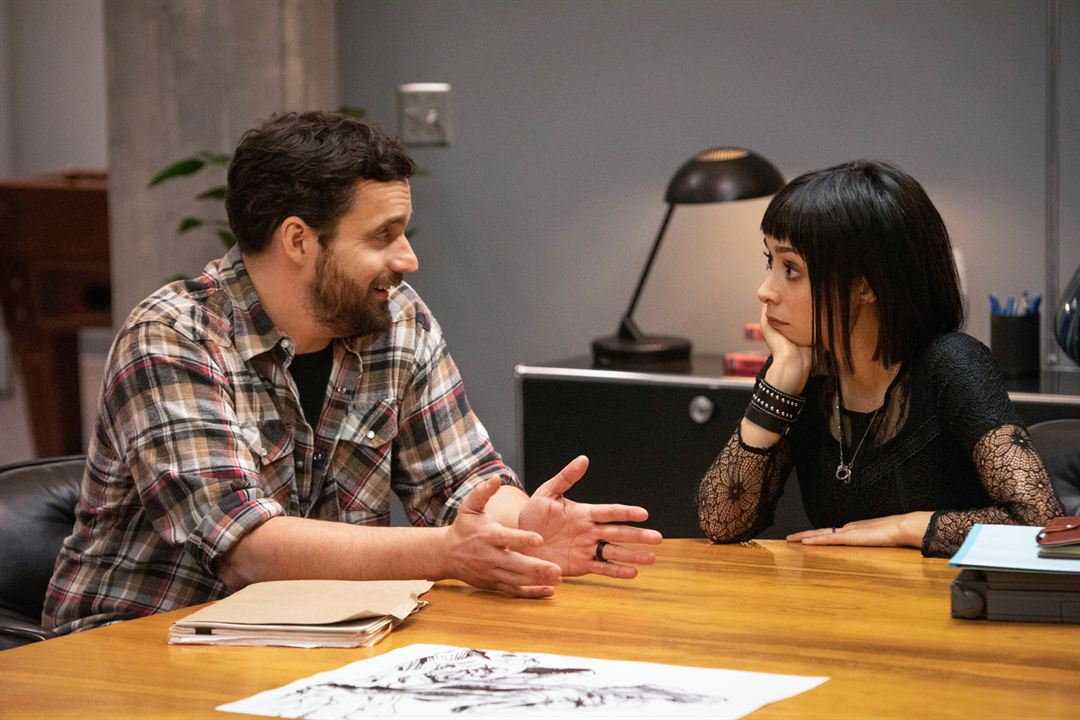 Bild Cristin Milioti, Jake Johnson (XVI)