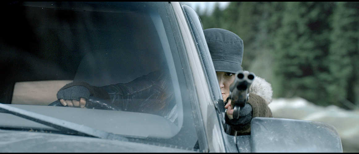 Daughter Of The Wolf : Bild Gina Carano