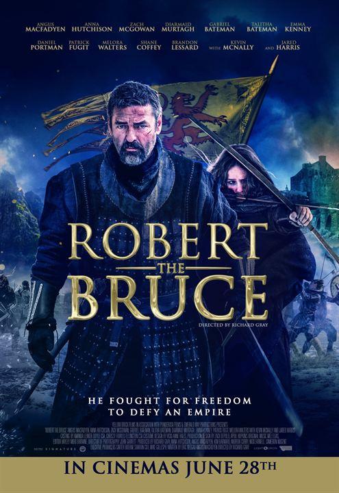 Robert The Bruce - König von Schottland : Kinoposter
