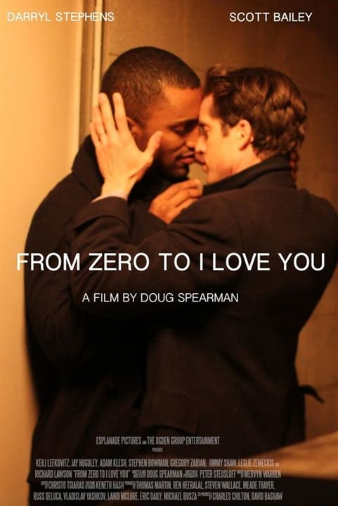 From Zero to I Love You : Kinoposter