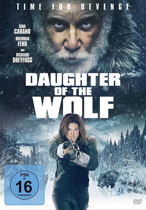 Daughter Of The Wolf : Kinoposter