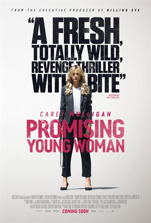 Promising Young Woman : Kinoposter