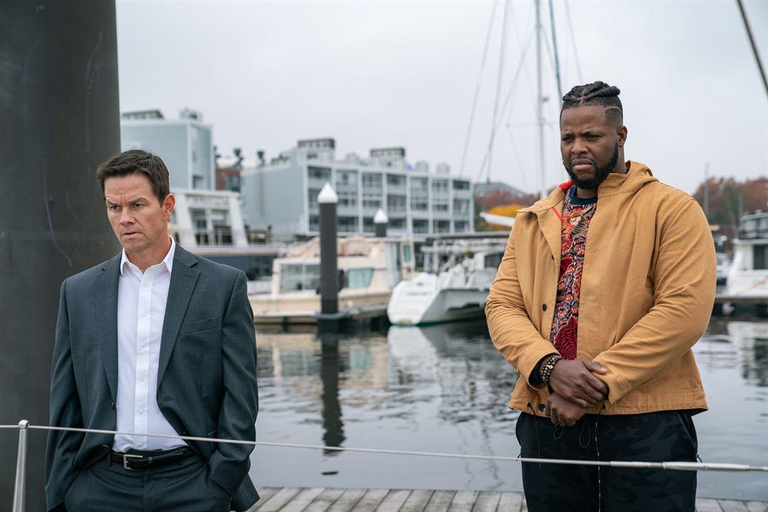 Spenser Confidential : Bild Mark Wahlberg, Winston Duke