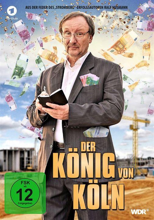 Der König von Köln : Kinoposter