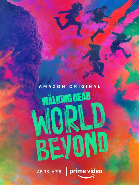 The Walking Dead: World Beyond : Kinoposter