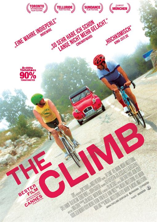 The Climb : Kinoposter