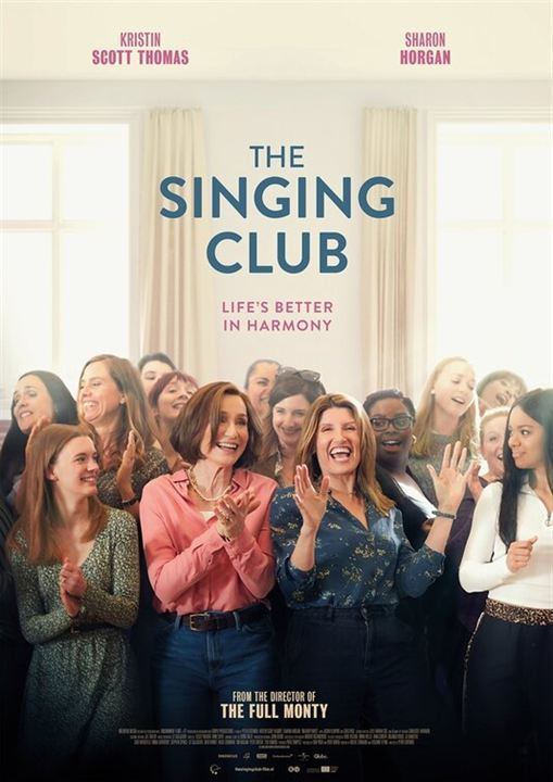 Mrs. Taylor's Singing Club : Kinoposter