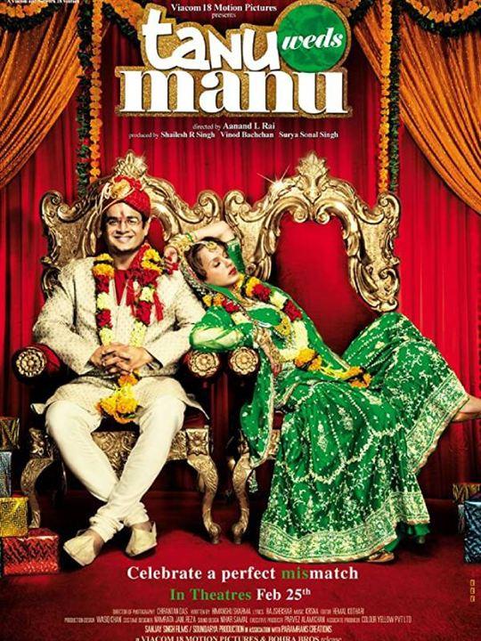 Tanu Weds Manu : Kinoposter