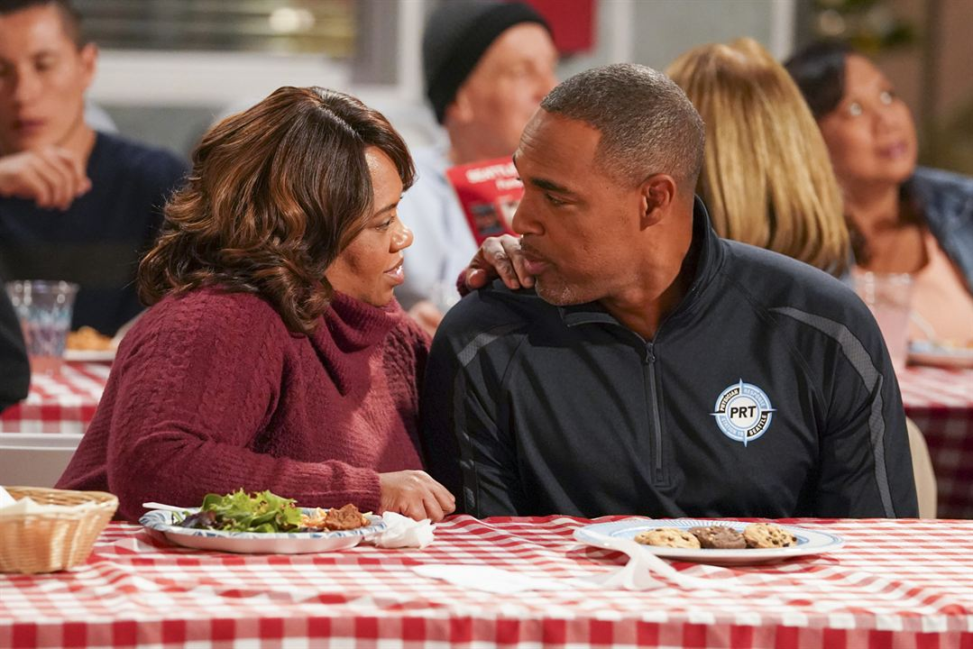 Bild Chandra Wilson, Jason George (II)