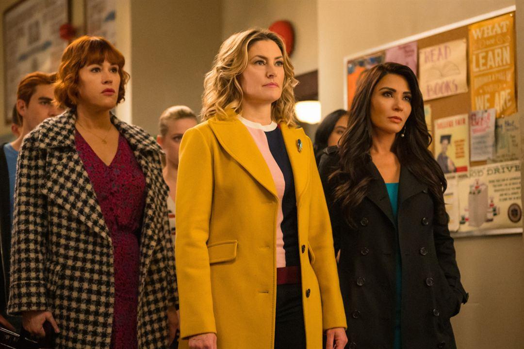 Bild Mädchen Amick, Marisol Nichols, Molly Ringwald