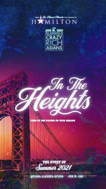 In The Heights : Kinoposter