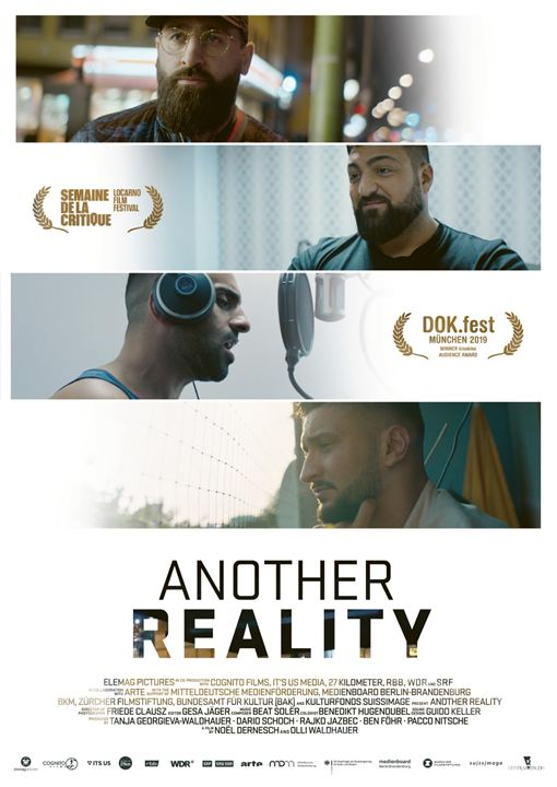 Another Reality : Kinoposter