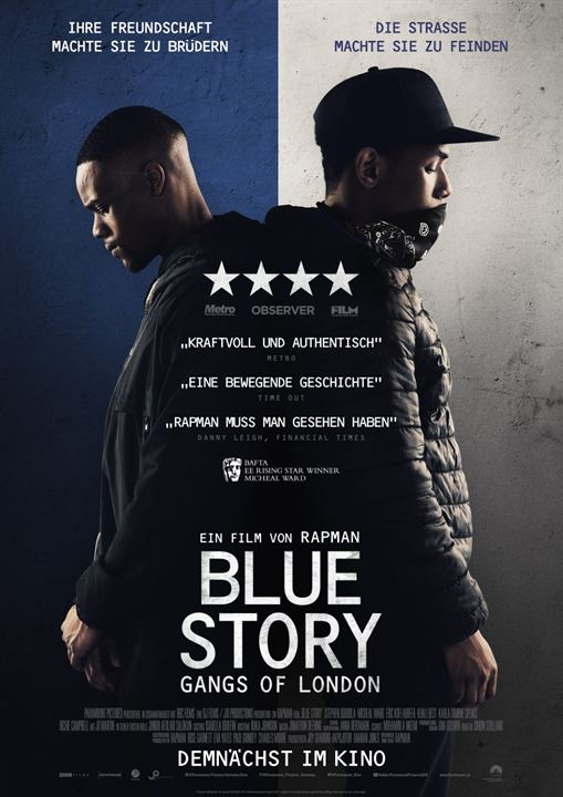Blue Story - Gang Of London : Kinoposter