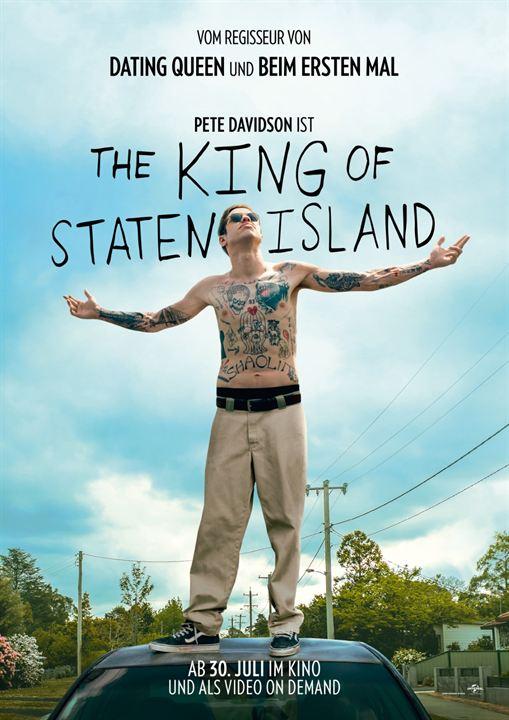 The King Of Staten Island : Kinoposter