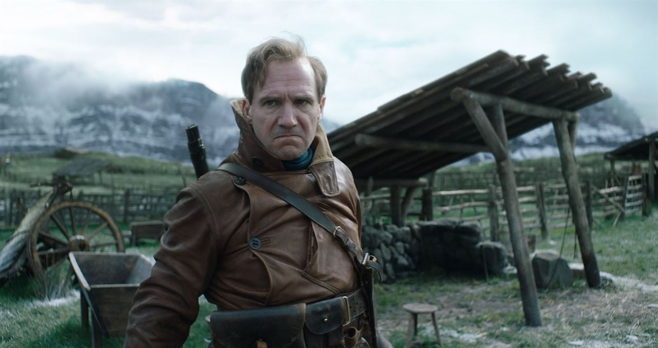 The King's Man: The Beginning : Bild Ralph Fiennes